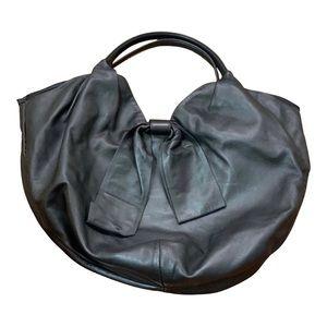 Valentino Garavani leather bow purse